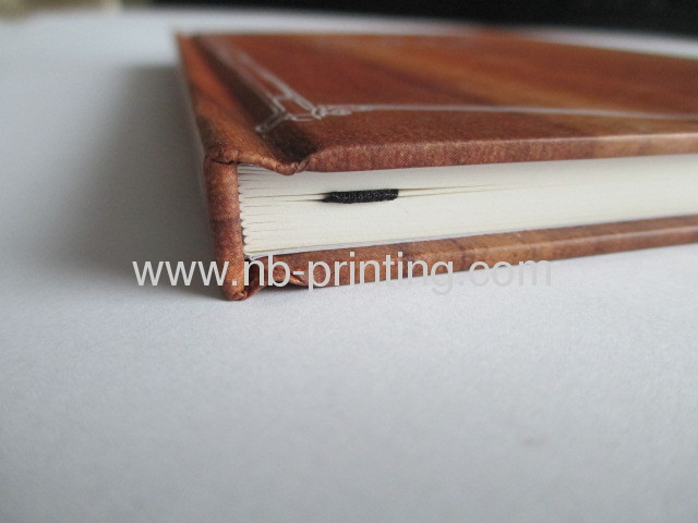 classical hardbound notebook for gift