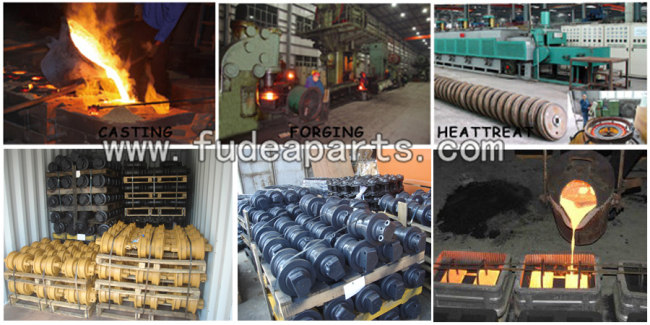 High Quality Track Rollers dozer track roller