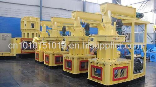 efficent pellet making machine from china
