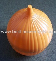 Onion fruit, vegetable container,saving box,Onion saver,fresh Storage Box,keeper case, crisper,preservation box