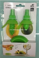 Lemon Juice Sprayer Citrus Spray Hand Juicer Mini Squeezer Kitchen Tools