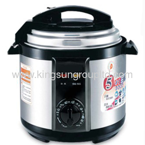 Multi-functional pressure cooker KS-F6