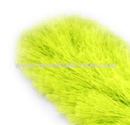 Beautiful and practical button microfiber duster