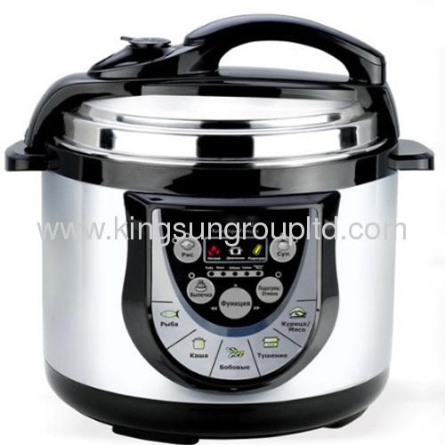 Multi-functional pressure cooker KS-C08