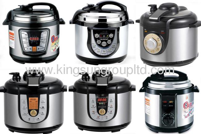 Multi-functional pressure cooker KS-C10