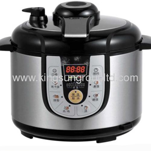Multi-functional pressure cooker KS-C11 WITH LED