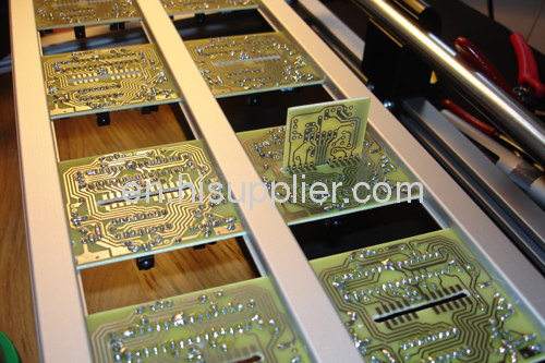 4 layers printed circuitboard with ODM/OEM service