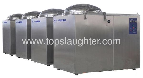 Food processing machine Vacuum Meat Salting Machine