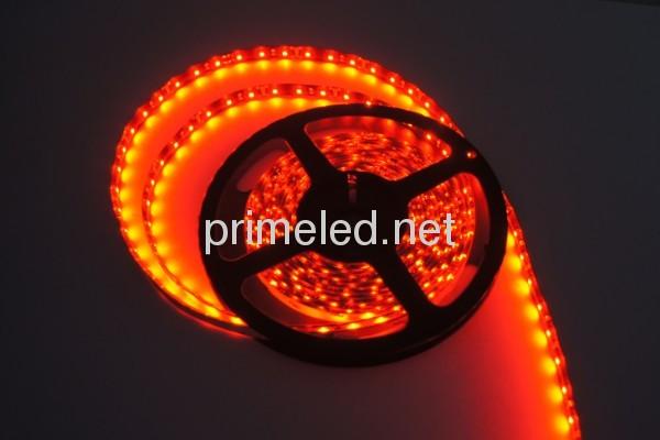 Orange Waterproof 3528 smd LED Strip lights