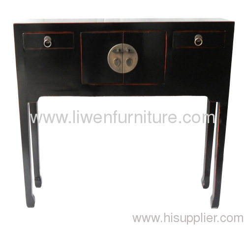 Chinese ancient side table