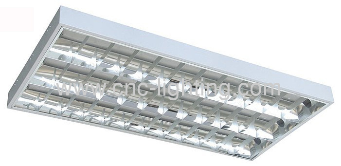 fluorescent grid light fixture from China manufacturer - CNC ...