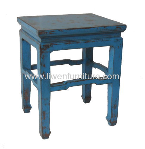Chinese traditional furniture antique stool