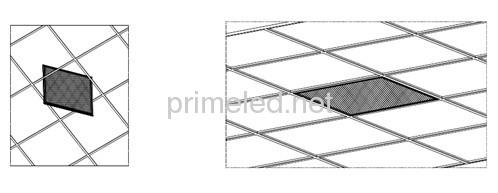 40/ 48/ 54W 620*620mm LED Panel Light