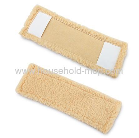 microfiber wet mops pad Fringed Looped microfiber mop pad