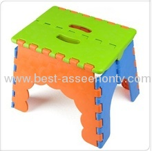 At home plastic folding child stool portable folding stool fishing stool plastic stool