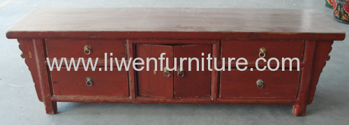 Chinese old TV cabinet