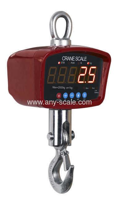 portable crane scale 0.1t~2t