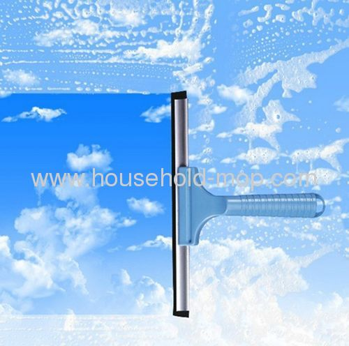 Plastic Window Squeegee with TPR Handle