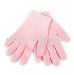 Brand New Soft Spa Gel Gloves for bautiful hands/Moisturizing Treatment Gel Spa Gloves-Pink, Blue and Green
