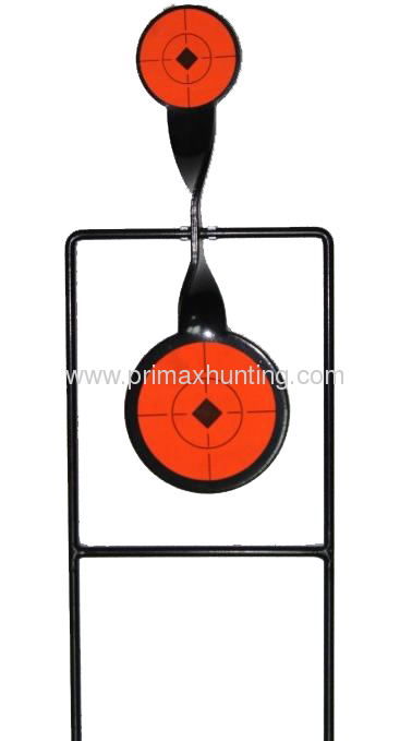 Spiningshooting target for shooter