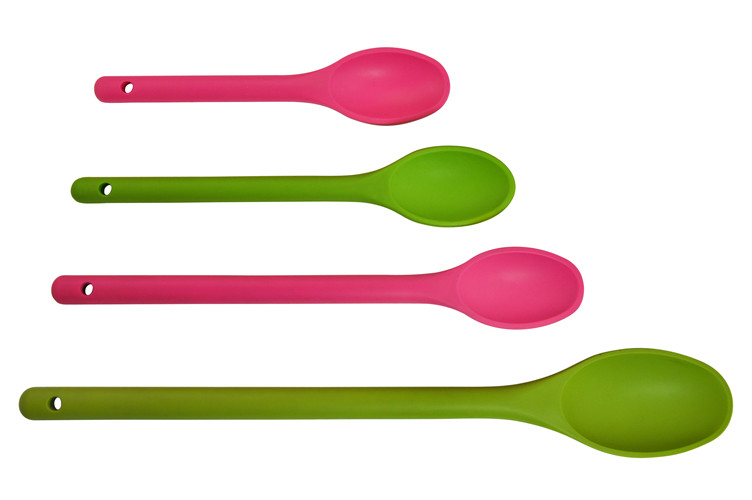 Colorful Silicone Spoon & Scoop in hot Selling