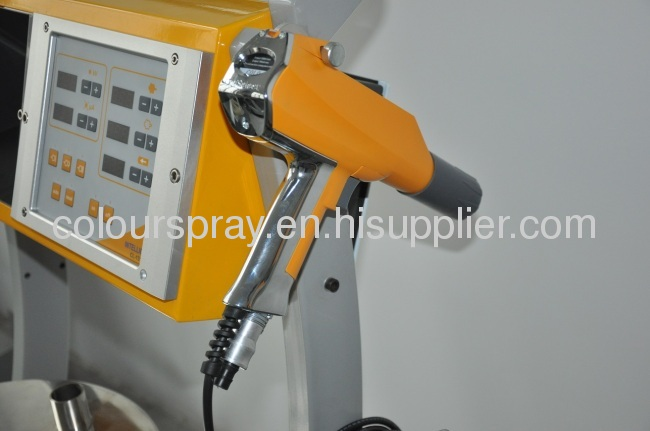 powder industrial coating equipment