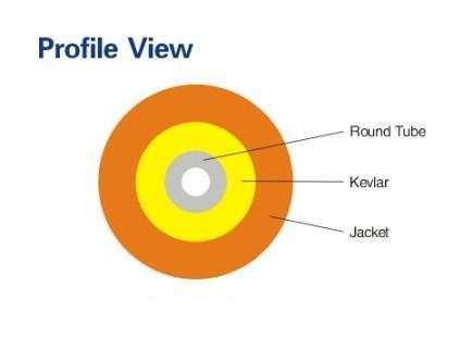 Round tube fiber (LC-K01)