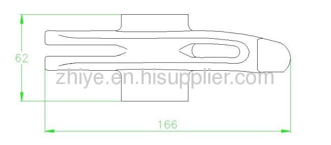 GH65-48-05 exhaust valve rocker (arm)