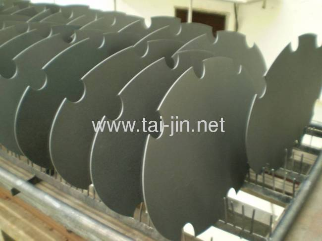 Mixed Metal Oxide Titanium Disc Anode