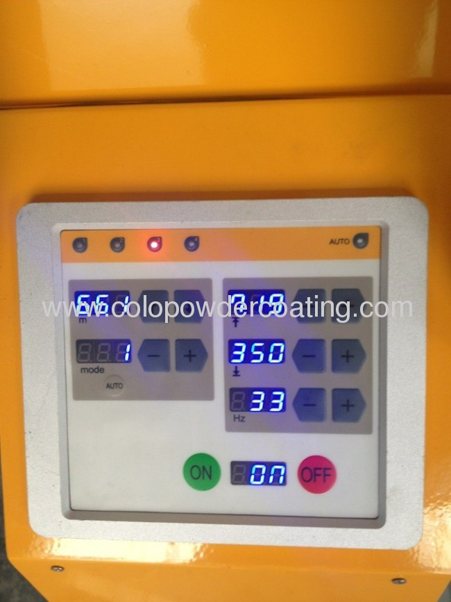 Digital Control Automatic Painting Eeciprocating Machine 2.5M Stroke