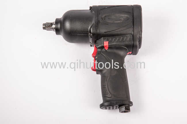 1/2Industry Composite Air impact wrench double switch Pin Clutch mechanism