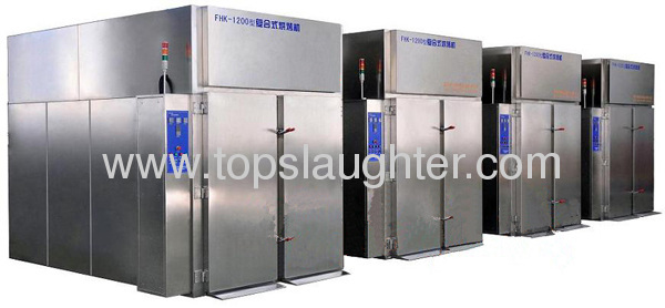 Meat processing machinery barbecue machine