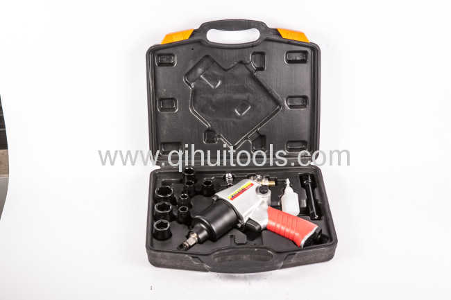 1/2Heavy Duty Air impact wrench (twin hammer)