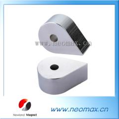 Irregular NdFeB Magnets Price