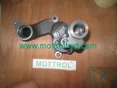 Komatsu 6D140 Oil Pump