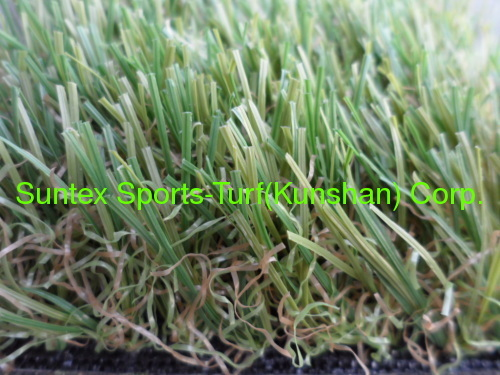 new colored artificial grass