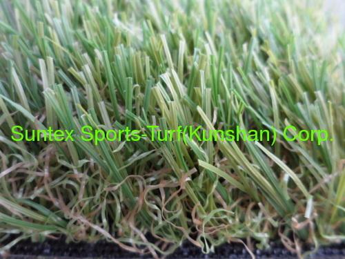 Ландшафтный дизайн новой цветной искусственной травы