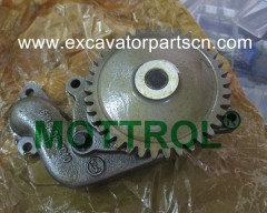 PC200-3 PC220-3 6D105 Oil Pump