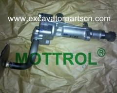 Isuzu 4JG1 Oil Pump