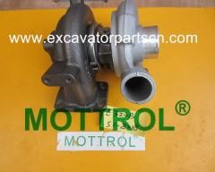 E320B Engine 3066 Turbocharger 51-8018
