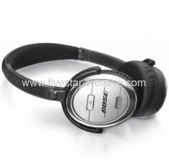 Bose Quietcomfort 3 Black Headband Headsets