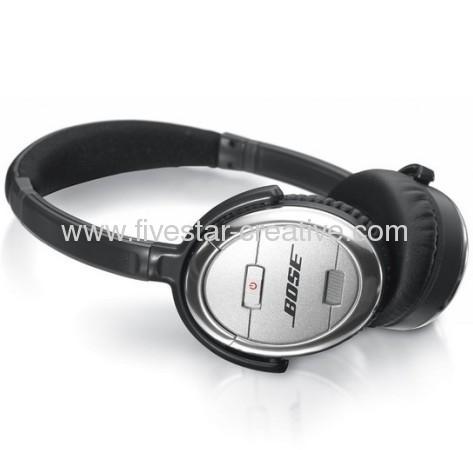 Bose Quietcomfort 3 Black Headband Headsets