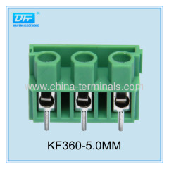 List of Pcb Terminal Block companies pitch 7.50mm 300V 16A