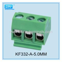 UL/CE 28-16 awg passo 5,0 PCB nuovi connettori e morsettiere PCB