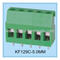 China professional supplier of PCB TERMINAL BLOCK 300V 20A