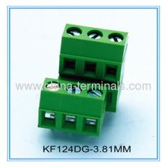 KaiFeng PCB Terminal blokken PCB mount schroef terminal 3.5/3.81mm kopen