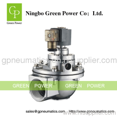 "CA 1-1/2"" Right angle Pulse valve"