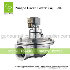 CA-50T right angle pulse valve