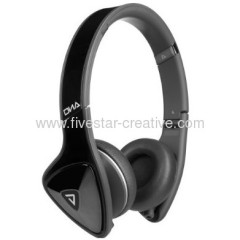 DNA Pure Monster on-ear hoofdtelefoon Black