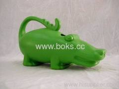 2013 green plastic watering can